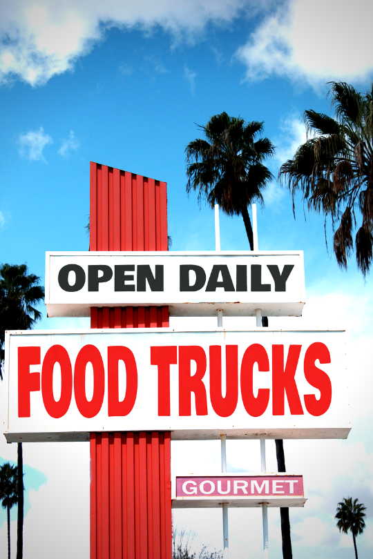Find Food Truck Locations